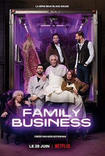 Family Business Temporada 1 audio español
