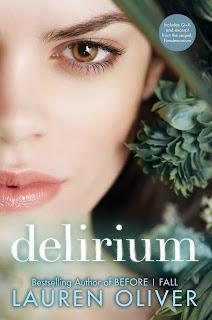 "News: Capa de ""Delirio"", da autora Lauren Oliver. 13"