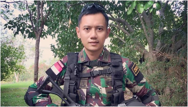 Agus Harimurti Yudhoyono, digadang-gadang jadi Cagub DKI