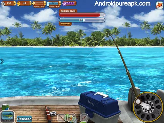 Fishing Paradise 3D Mod Apk