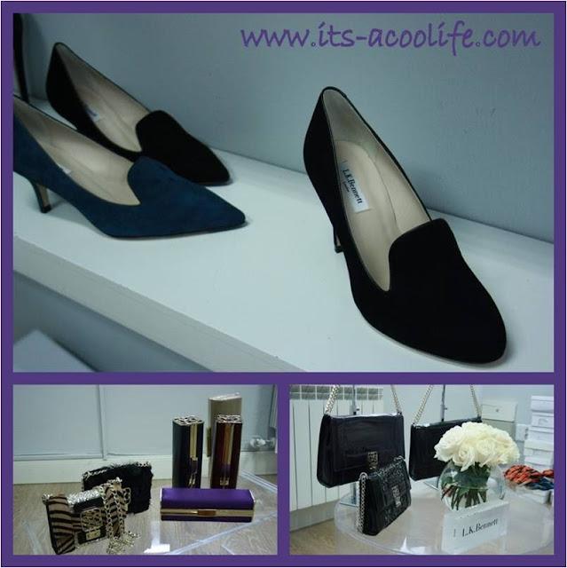 Lk Bennett Blue Shoes