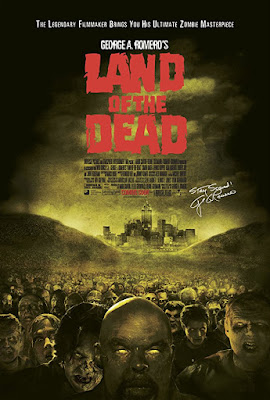 Land Of The Dead, 2005 movie poster