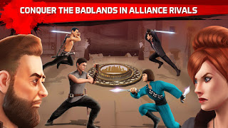 Into the Badlands Blade Battle Mod
