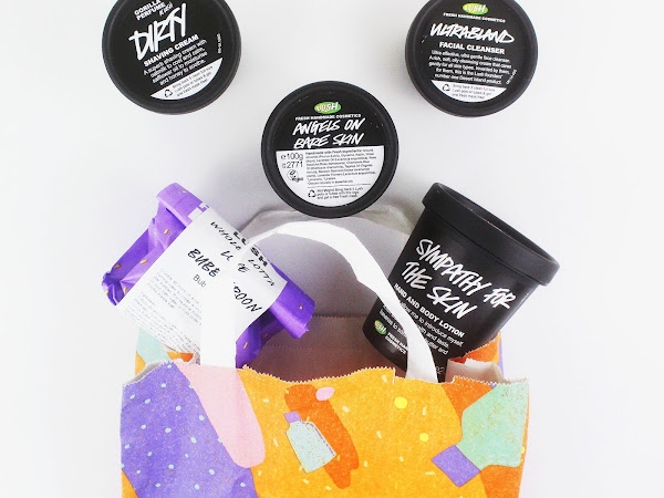 Lush Haul & First Impressions