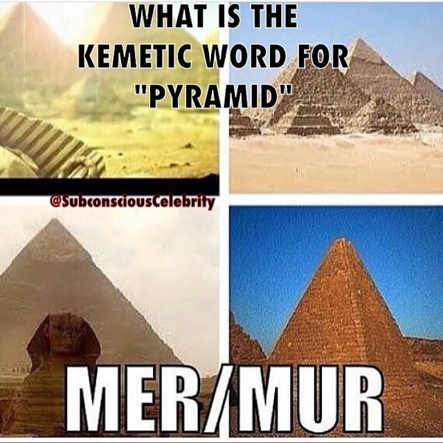 mur moors pyramid