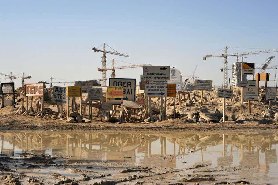 Το Ντουμπάι θα καταρρεύσει παταγωδώς όταν δεν υπάρχει άλλο πετρέλαιο