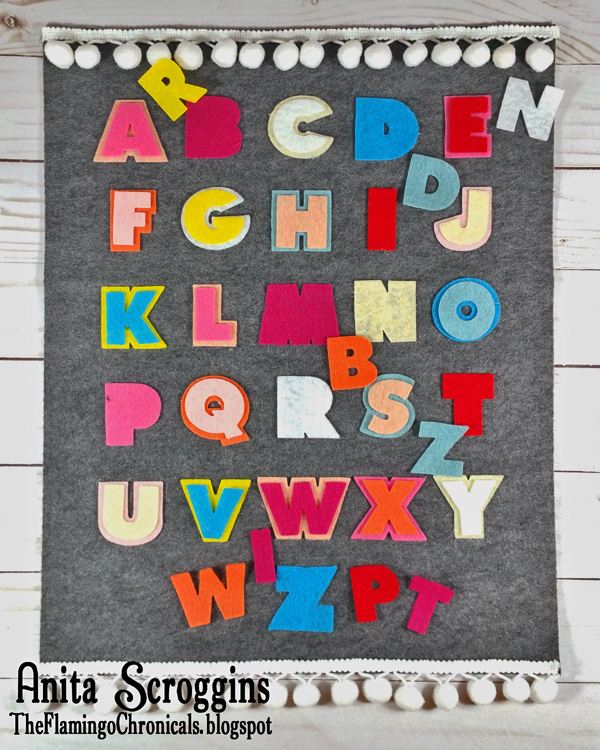 Toddler Alphabet Game