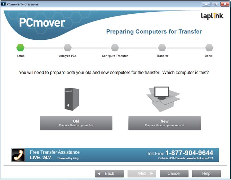 Laplink Pcmover Professional