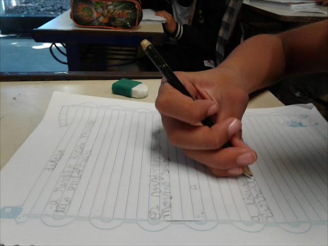 como ajudar seu aluno a segurar o lápis corretamente
