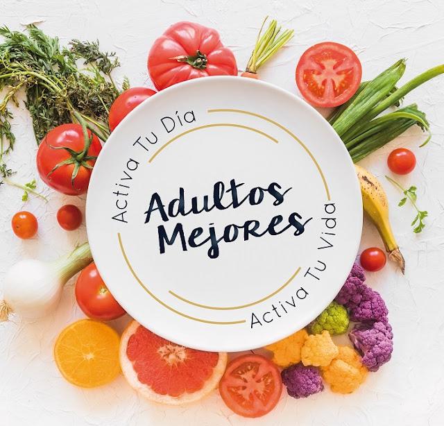 suplementos y alimentos para adultos mayores