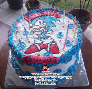 Birthday Cake Buttercream Sonic
