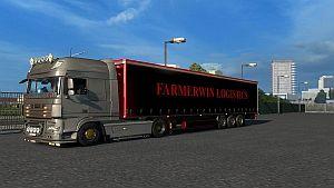 Trailer Farmerwin Logistics