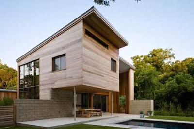 wood style house 12