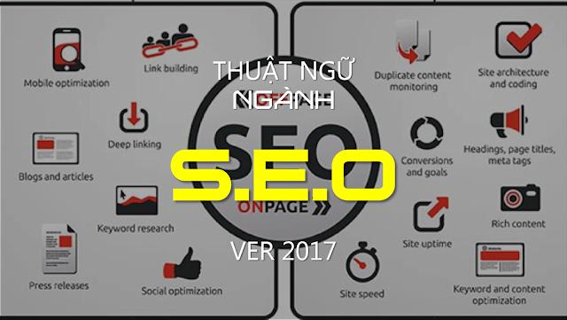 99 thuật ngữ SEO mới nhất 2017