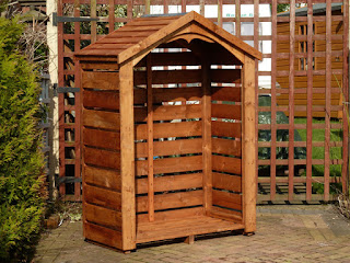 Wood store design from Woodstores.co.uk