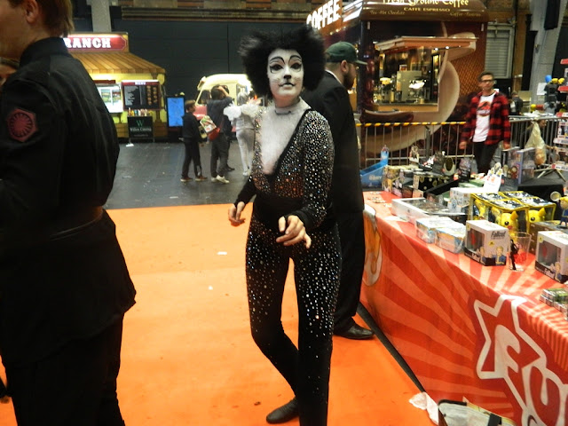 Manchester Comic Con Cosplay, Cats the Musical Cosplay, Cats Cosplay,