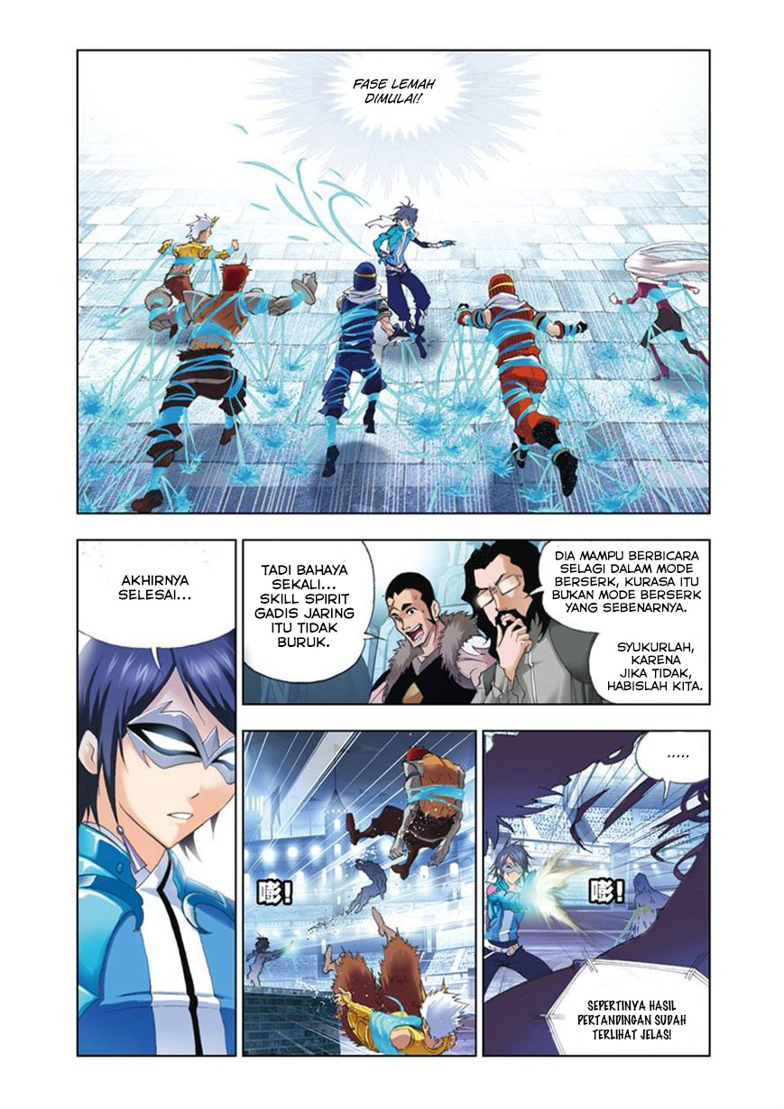 Baca Komik Manga Soul Land Chapter 48 Komik Station