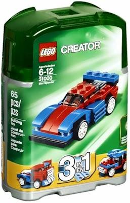 Daily Cheapskate Six Lego Sets 7 00 9 00 Each On Amazon