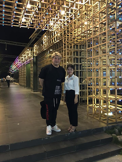 Shindong (Super Junior) đi ăn nhà hàng, nghỉ dưỡng tại resort ở Đà Nẵng