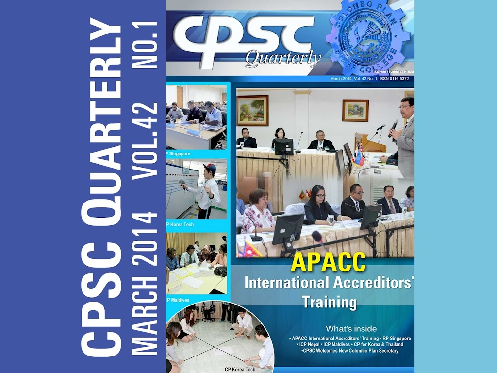 CPSC Quarterly March 2014
