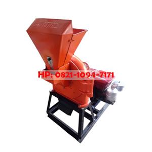 Mesin penepung bahan pelet - mesin disk mill besi