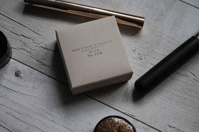 Burberry Eye Colour Cream in Mink 102 review and swatches