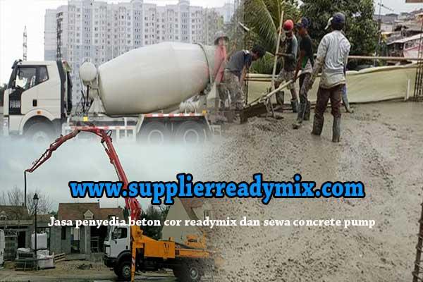 Harga Beton Jayamix Tegal Terbaru 2021