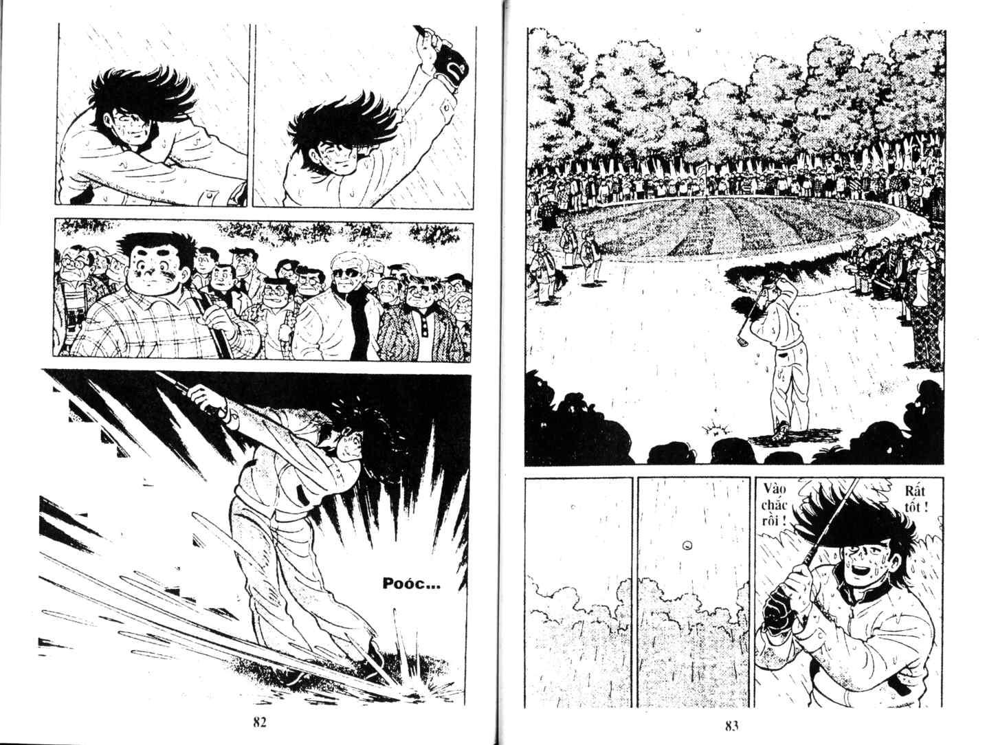 Ashita Tenki ni Naare chapter 9 trang 40