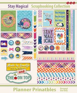 Stay magical Printables