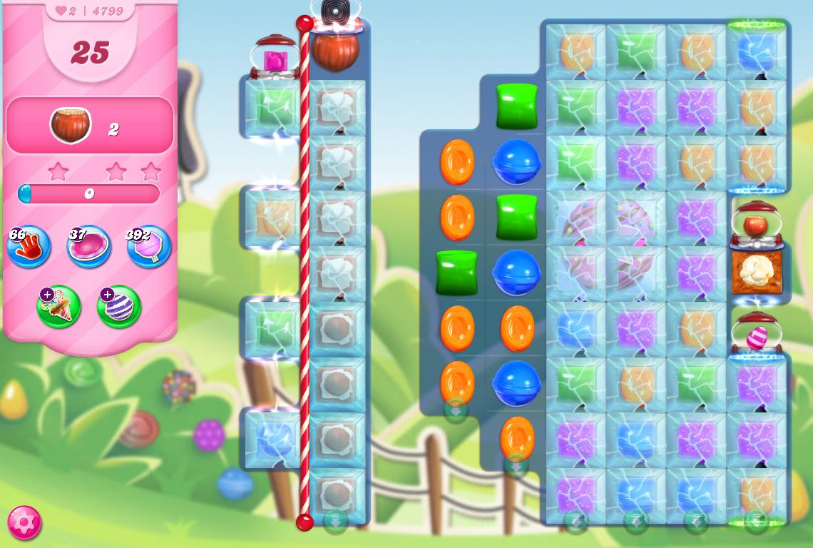 Candy Crush Saga level 4799