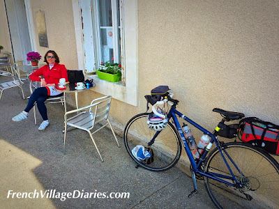 Cycling Sarthe French Village Diaries au revoir 2016