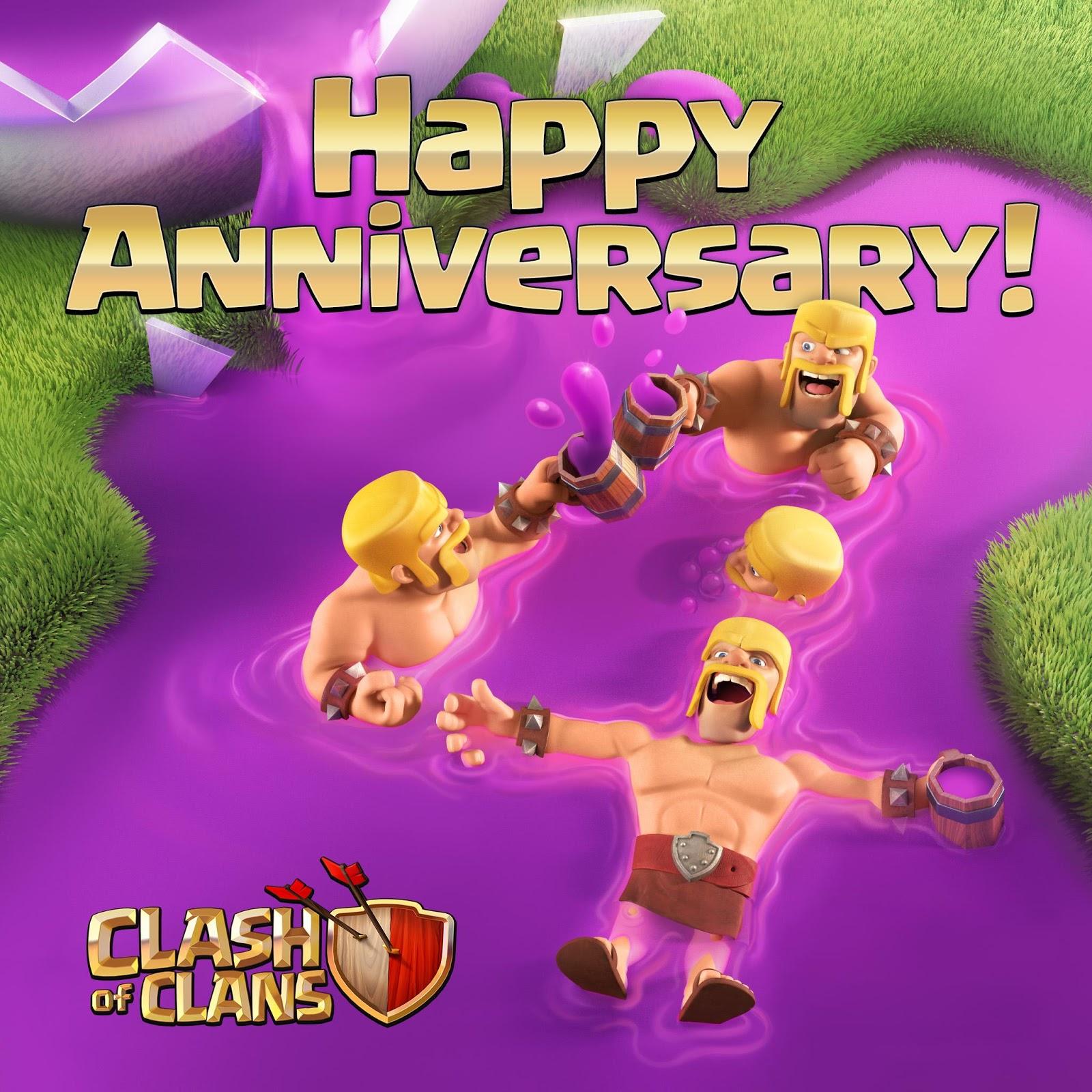 COC Celebrate 4th Anniversary