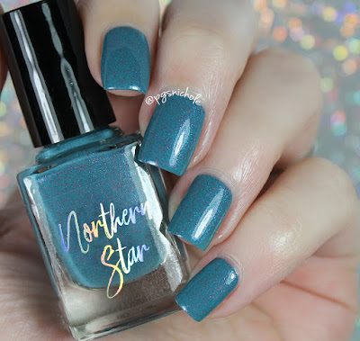 Northern Star Polish Shark Bite • Polish Pickup July 2017 • Cocktails & Mocktails