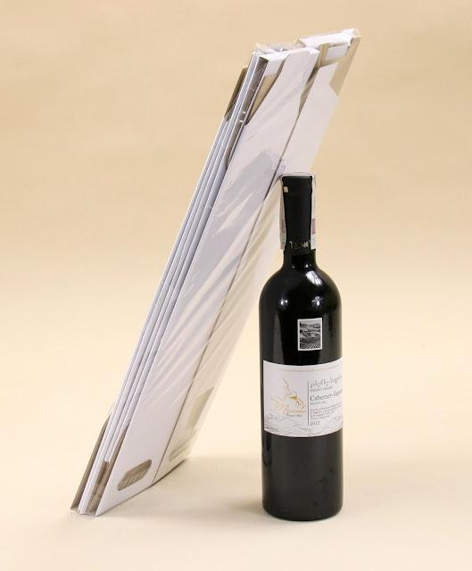 opakowanie na francuskie wina