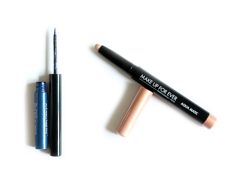 mufe make up for evet aquamatic et aqua liner avis test