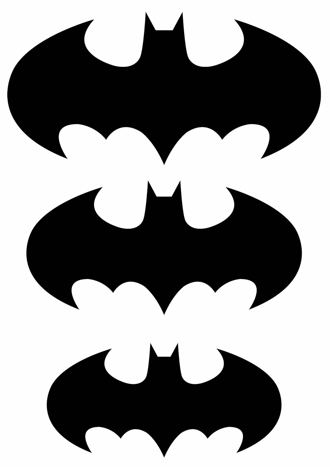 F enambulle diy glitter batman for Batman logo cake template