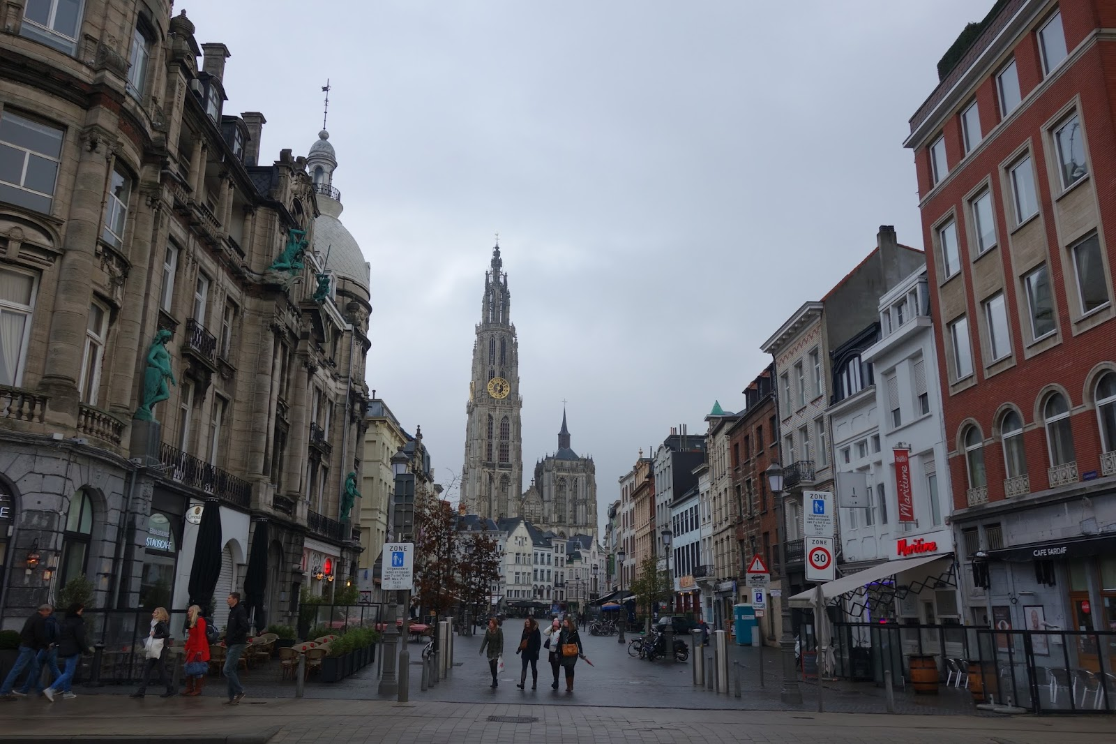 Leuven red light district
