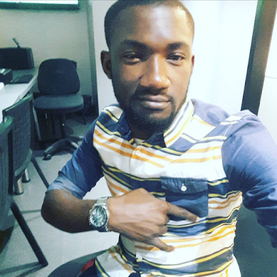 Upcoming comedian, Ugo Matthew, has died