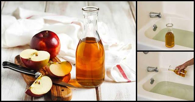 Benefits Of Doing An Apple Cider Vinegar Bath