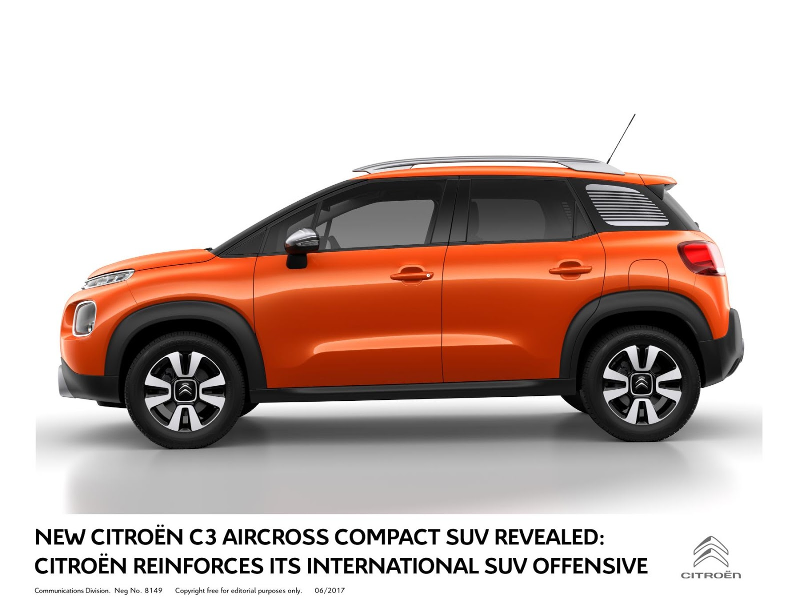 the motoring world citroen follows up the c5 aircross with the all new c3 aircross available. Black Bedroom Furniture Sets. Home Design Ideas