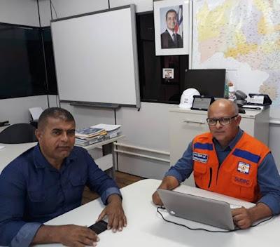 MUNIZ FERREIRA:Previsão de mais chuva para o fim de semana preocupa prefeito Wellington Vieira