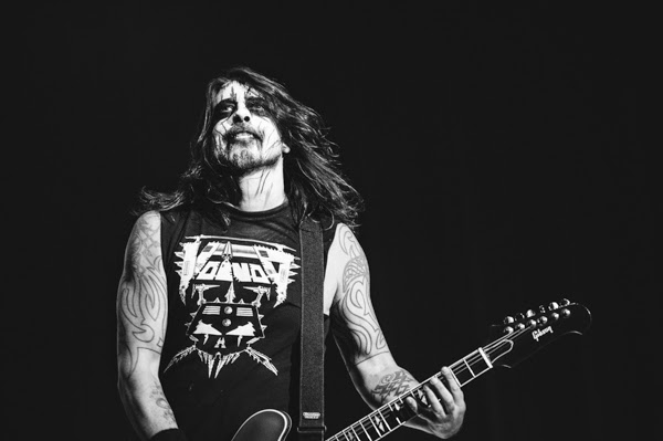 foo fighters - dave grohl - halloween 2014
