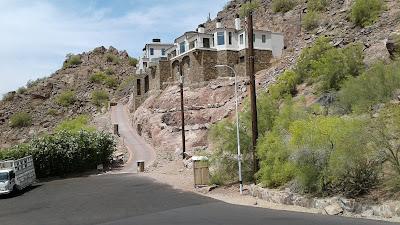 Driveway at 5348 E Valle Vista Rd Phoenix, AZ 85018