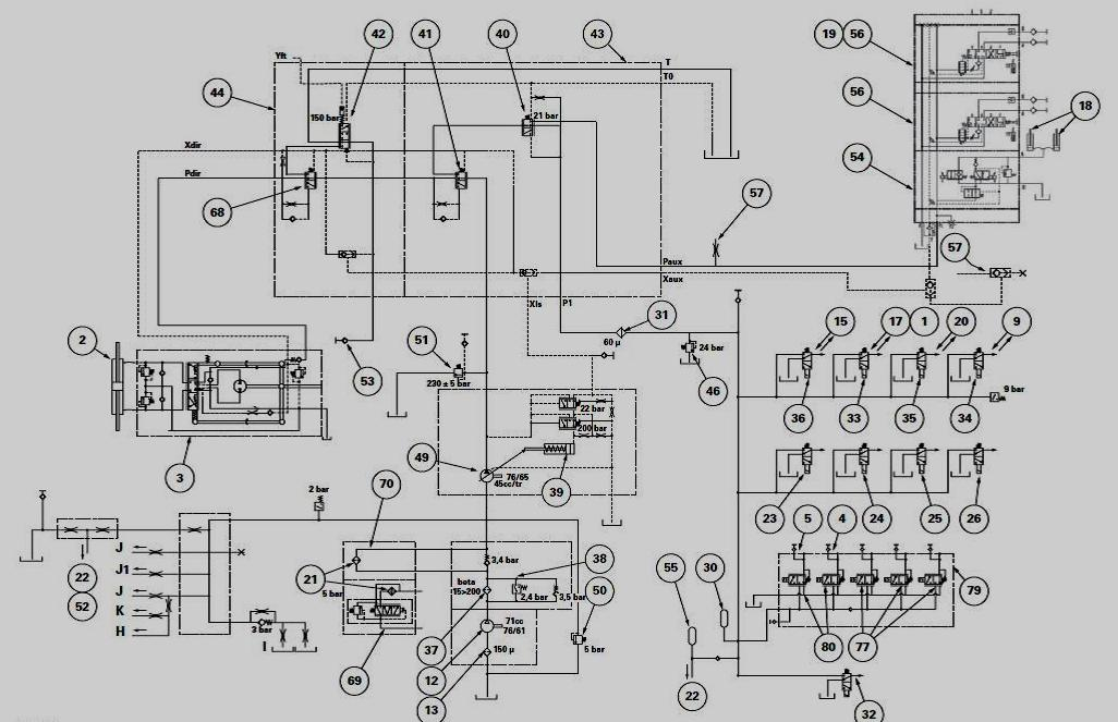 allis chalmers wd wiring harness