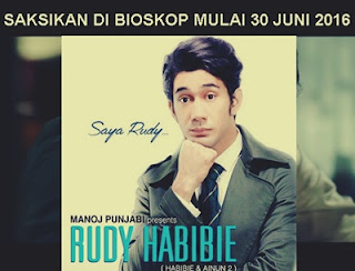 Soundtrack Film Rudy Habibie (Habibi & Ainun 2) Terbaru 2016