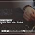 Dalil Amaliyah - Bacaan Istighfar Sesudah Shalat