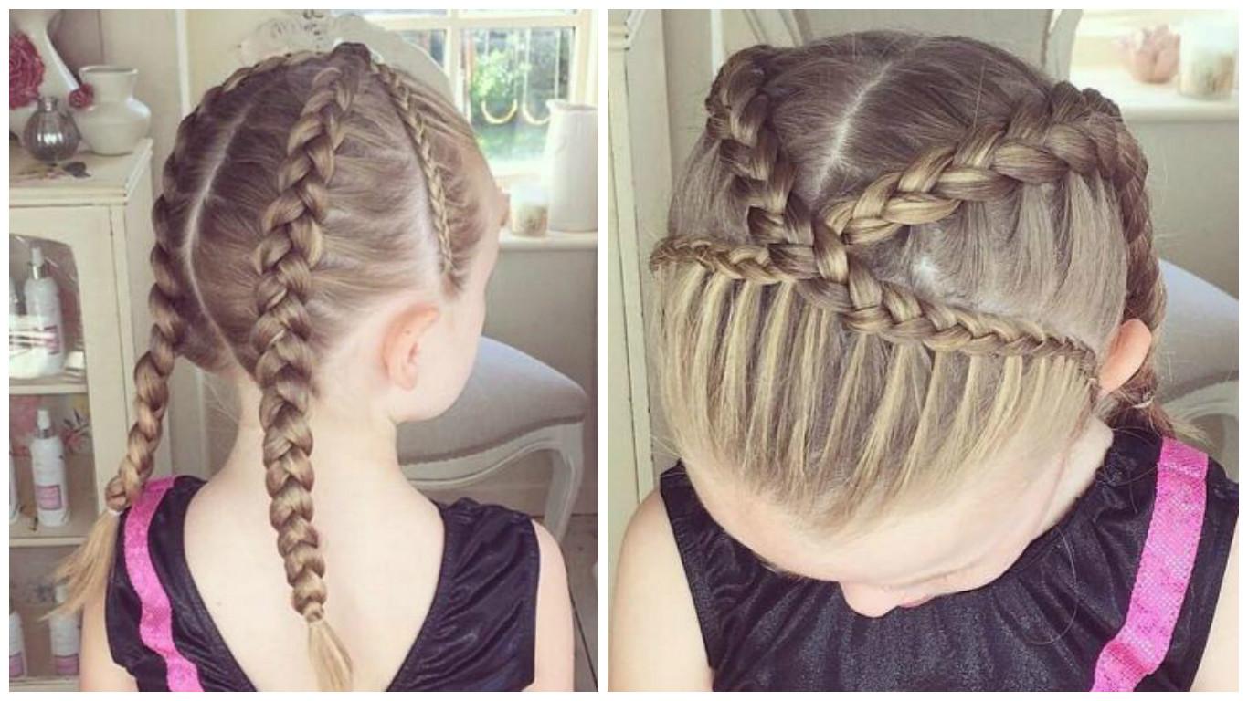 Peinados muy faciles para ni as con cabello largo - Peinados bonitos para ninas ...