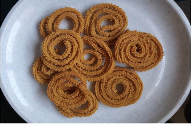 Chakali bhajani recipe in marathi