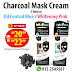 Charcoal Mask Cream - 2 Option Oil Control Blue / Whitening Pink [Kedai Online Paling Murah  Malaysia]