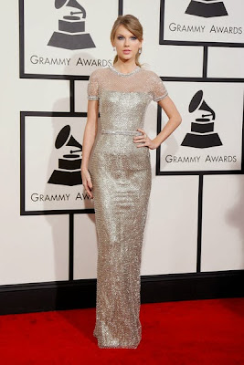 Grammy Awards 2014 Sarah Hyland